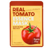 FarmStay Маска тканевая для лица с экстрактом томата - Real tomato essence mask, 23мл