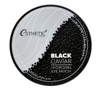 Гидрогелевые патчи для глаз BLACK CAVIAR HYDROGEL EYE PATCH с экстрактом черной икры