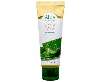 Увлажняющий гель для лица и тела 90% Алоэ Вера It`s Skin Soothing Aloe Gel