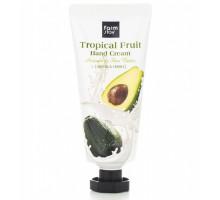 Крем для рук с маслом ши и авокадо Farm Stay Tropical Fruit Avocado & Shea Butter Hand Cream