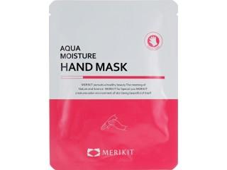 Merikit - Маска для рук - MERIKIT Aqua Moisture Hand Mask