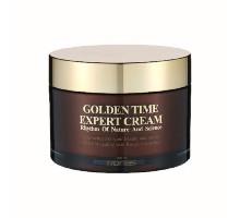 Фотокрем с 24k золотом и экстактом PDRN Golden Time Expert Cream