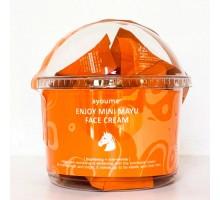 Крем для лица с лошадиным жиром AYOUME Enjoy Mini Mayu Face Cream