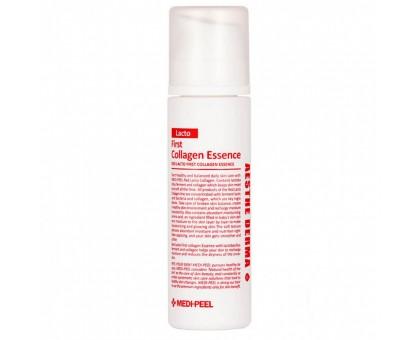 Кислородная эссенция с лактобактериями Medi-Peel Red Lacto First Collagen Essence