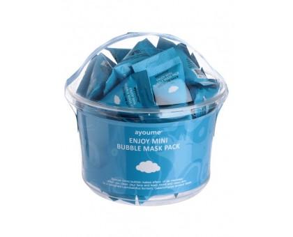Пузырьковая маска для лица Ayoume Enjoy Mini Bubble Mask Pack