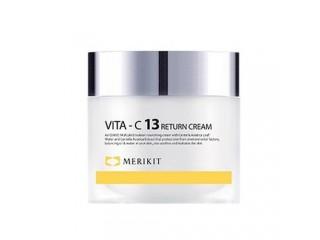 Merikit Vita-C 13 Return Cream - Крем с натуральным витамином C