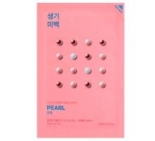Маска тканевая осветляющая Пьюр Эссенс, жемчуг / Pure Essence Mask Sheet Pearl 20 мл