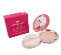 Пудра для лица RIVECOWE Beyond Beauty Skin Volume Twoway Cake SPF 30 РА++ Средний Бежевый, 12 гр