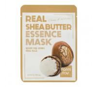 Тканевая маска FarmStay Real Shea Butter Essence Mask