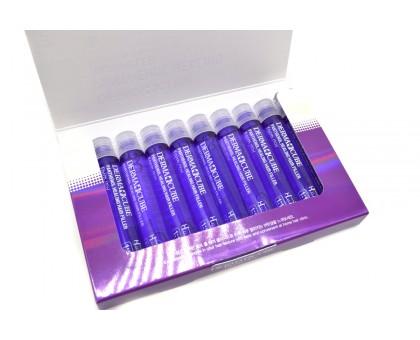 Питательный филлер для волос с пантенолом FarmStay Derma Сube Panthenol Healing Hair Filler