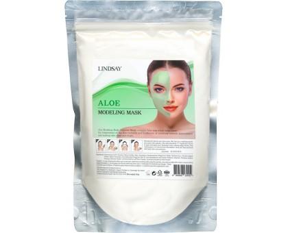 Альгинатная маска Lindsay Aloe Modeling Mask с экстрактом алоэ 240 г