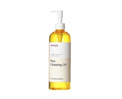 Гидрофильное масло для глубокого очищения кожи Manyo Pure Cleansing Oil, 200 мл