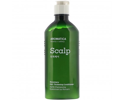 Кондиционер для волос с розмарином Aromatica Rosemary Hair Thickening Conditioner 250 мл