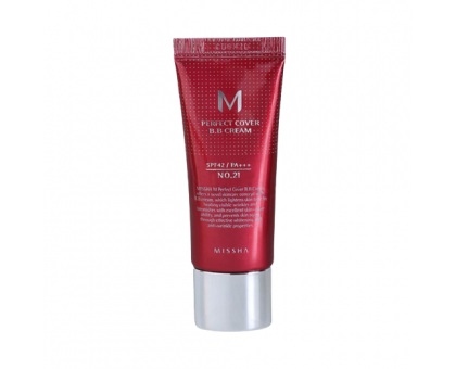 ББ-крем Missha M Perfect Cover BB Cream SPF42 20мл