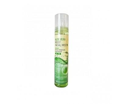 Aloe Vera Moist Facial Mist Спрей для лица ТМ BONIBELLE (ENOUGH) 130 мл