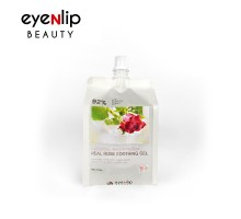 Гель для лица и тела Eyenlip Natural And Hygienic Real Soothing Gel ROSE - РОЗА 300 мл