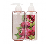 ГЕЛЬ ДЛЯ ДУША С МАЛИНОЙ THE FACE SHOP RASPBERRY BODY WASH 300 мл
