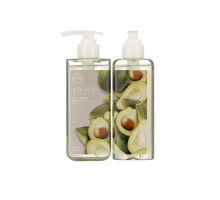 Гель для душа с авокадо THE FACE SHOP Avocado Body Wash 300 мл
