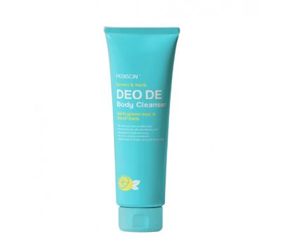 Гель для душа ЛИМОН/МЯТА DEO DE Body Cleanser, 100 мл