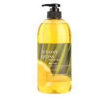 Гель для душа Welcos Body Phren Shower Gel Lemon Grass увлажняющий, 400 мл.