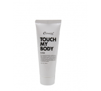 Скраб для тела КОЗЬЕ МОЛОКО ESTHETIC HOUSE Touch My Body Goat Milk Body Scrub, 100 мл