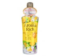 Мужской кондиционер для белья с ароматом натуральных масел Aroma Rich Belle 520 мл