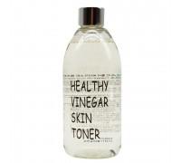 Уксусный тонер на основе ферментированного экстракта лимона REALSKIN Healthy Vinegar Skin Toner Lemon, 300 ml