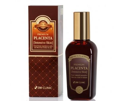 Эмульсия для лица 3W Clinic Premium Placenta Intensive Emulsion 145 ml
