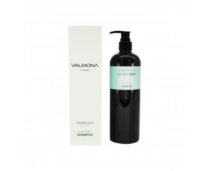 Шампунь для волос АЮРВЕДА VALMONA Ayurvedic Scalp Solution Black Cumin Shampoo, 480 мл