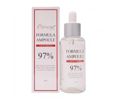Сыворотка для лица Esthetic House Formula Ampoule Galactomyces, 80 мл