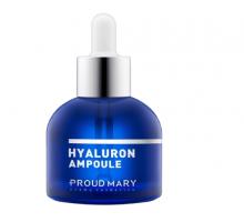 Увлажняющая ампульная сыворотка с гиалуроновой кислотой Proud Mary Hyaluron Ampoule, 50 ml