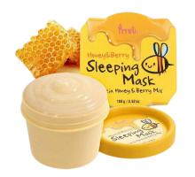 Маска для лица МЕД/ЯГОДЫ Honey&Berry Sleeping Mask, 100 гр