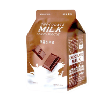 Тканевая маска с шоколадом A'Pieu Chocolate Milk One-Pack, 21 гр.