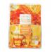 Тканевая маска для питания и омоложения кожи Deoproce Color Synergy Effect Sheet Mask Yellow, 20 gr
