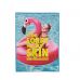 Успокаивающая тканевая маска с охлаждающим действием I'm Sorry for My Skin S.O.S Jelly Mask-Soothing (Flamingo), 33 gr