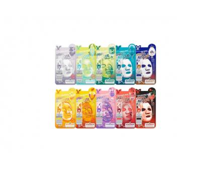 Увлажняющие тканевые маски - Elizavecca Deep Power Ringer Mask Pack, 23 gr