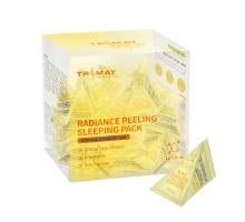 Отшелушивающая ночная маска Radiance Peeling Sleeping Pack 3 мл