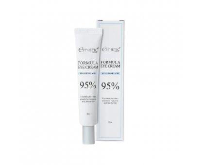 Крем с гиалуроновой кислотой для кожи вокруг глаз ESTHETIC HOUSE Formula Eye Cream Hyaluronic Acid 30 мл