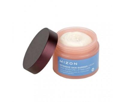 Лифтинг-крем с гиалуроновой кислотой Mizon Intensive Skin Barrier Cream 50 мл