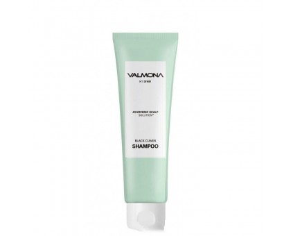 Шампунь для волос АЮРВЕДА VALMONA Ayurvedic Scalp Solution Black Cumin Shampoo, 100 мл