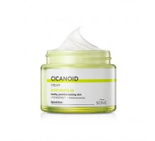 Антивозрастной крем с циканоидом Scinic Cicanoid Cream 80 мл