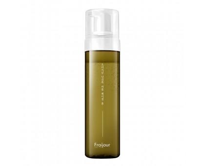 Пенка для умывания РАСТИТЕЛЬНЫЕ ЭКСТРАКТЫ Fraijour Original Artemisia Bubble Facial Foam 200 мл