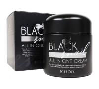 Крем для лица с экстрактом черной улиткой Mizon Black Snail All In One Cream 70 мл.