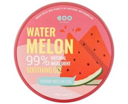 Гель арбузный универсальный Dearboo Water Melon Soothing Gel 300 мл
