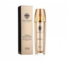 Увлажняющая эмульсия для упругости кожи Ottie Gold Prestige Resilience Gentle Moisturizer, 120 ml