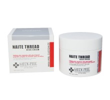 Подтягивающий крем для шеи с пептидным комплексом MEDI-PEEL Naite Thread Neck Cream 100 мл