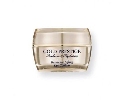 Увлажняющий крем для кожи вокруг глаз против морщин Ottie Gold Prestige Resilience Lifting Eye Contour, 30 gr