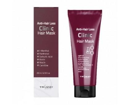 Маска против выпадения волос Trimay Anti-Hair Loss Сlinic Hair Mask 200 мл