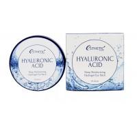 Глубокоувлажняющие гидрогелевые патчи Esthetic House Hyaluronic Acid Hydrogel Eye Patch 60 штук в упаковке (30 пар)