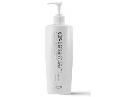 Протеиновый шампунь ESTHETIC HOUSE CP-1 BC Intense Nourishing Shampoo Version 2.0, 500 мл
